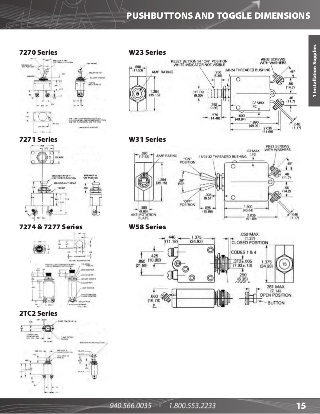 u 92a u wiring diagram Download-PUSHBUTTONS AND TOGGLES 27 18-k