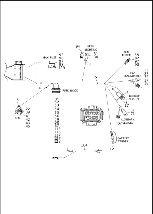 u 92a u wiring diagram Download-View interactive image 19-h