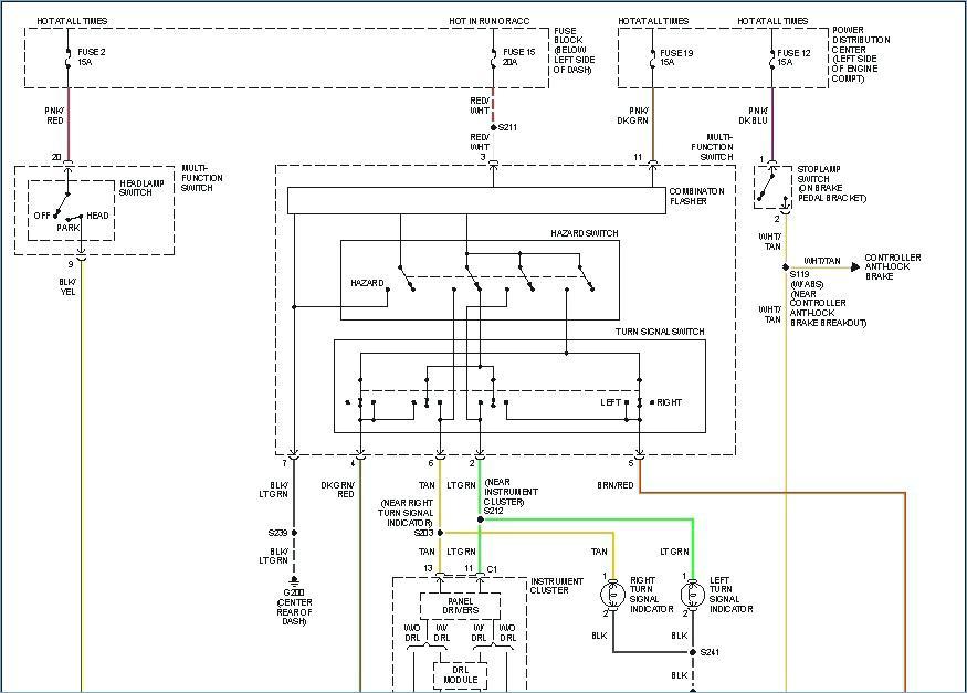 2002 Chrysler 300m Radio Wiring Diagram bull Wiring Diagram