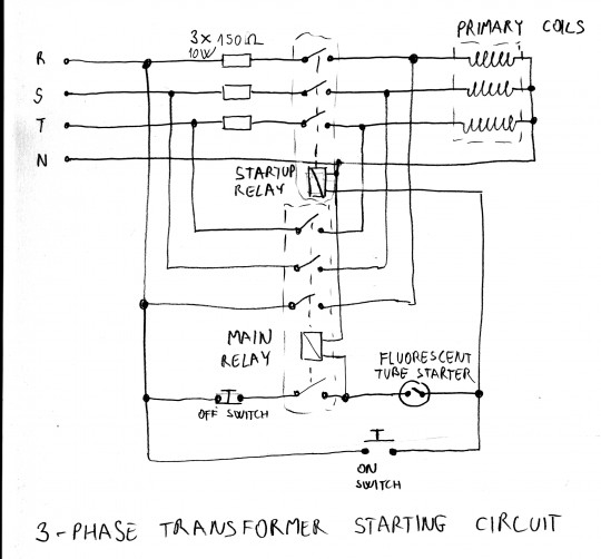 Variac Wiring Diagram - 46 Super Variac Circuit Diagram 14d