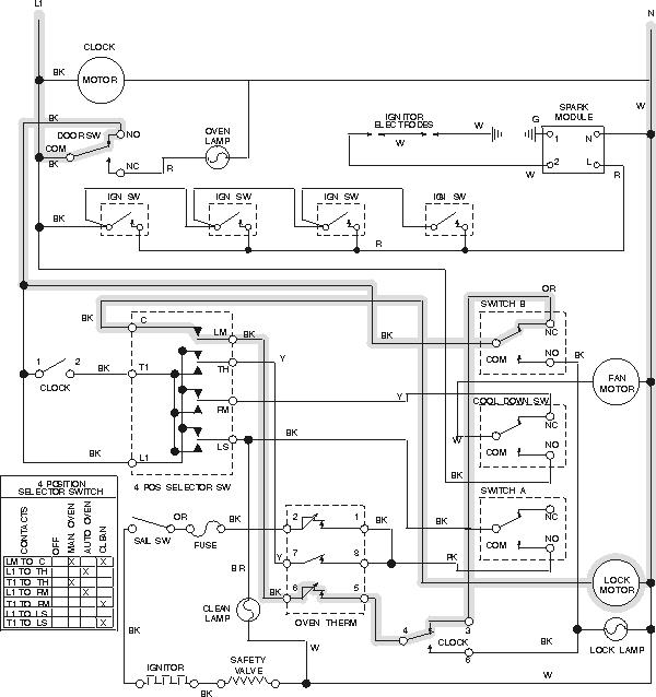 viking range wiring diagram Download-Viking Parts Diagram Elegant Range Wire Diagram Wiring Diagram 18-h