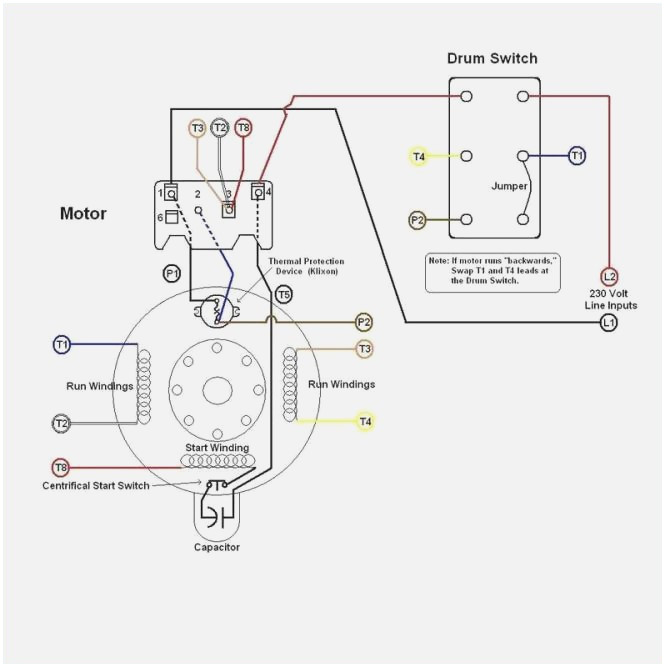 Electric Motor Wiring Basics