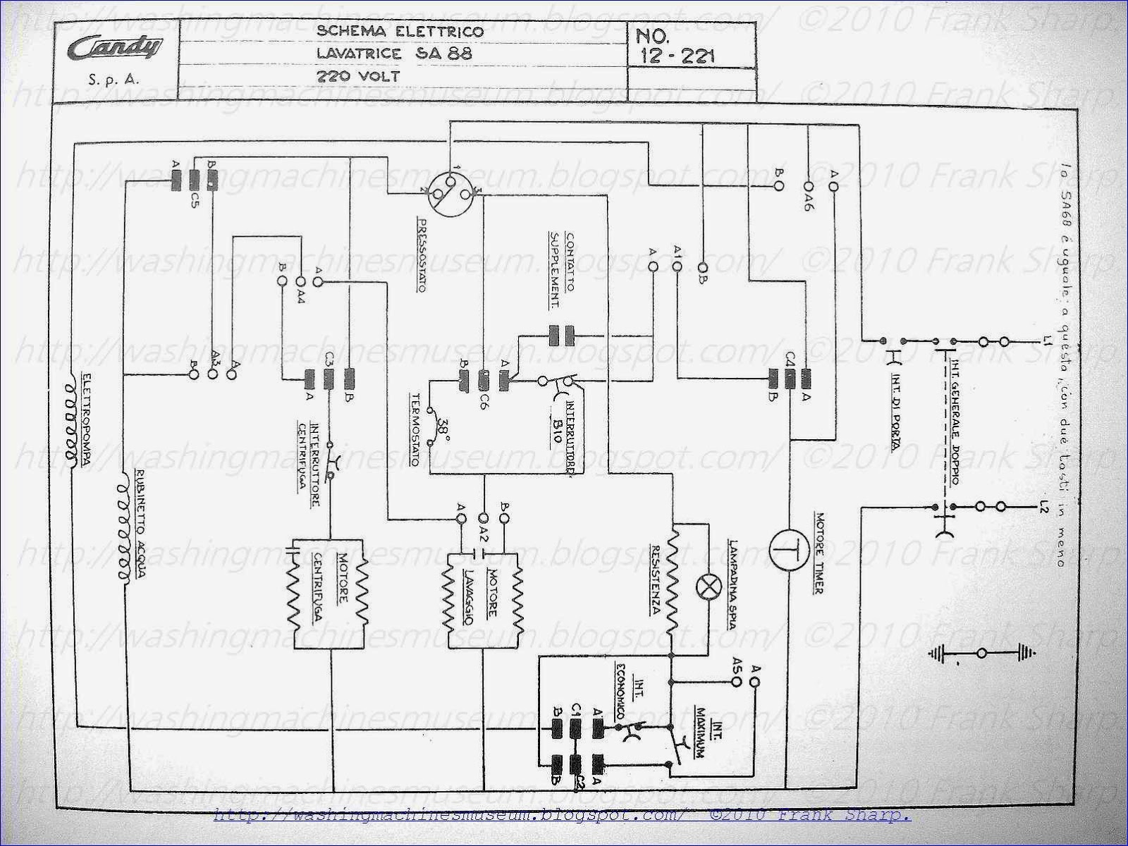 washing machine wiring diagram and schematics gallery wiringwashing machine wiring diagram and schematics collection candy sa88 schematic diagram 10 q download wiring diagram pics detail name washing machine