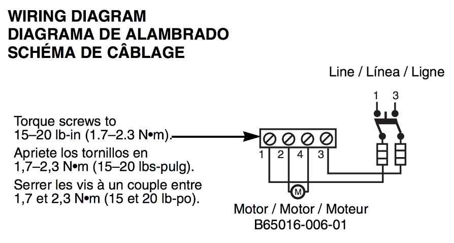 water well pump wiring diagram Download-Square D Pumptrol wiring diagram electric 10-a