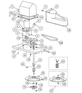 western 1000 salt spreader wiring diagram Collection-23 Products Western 1000 Spreader Drive Train Parts 1-a
