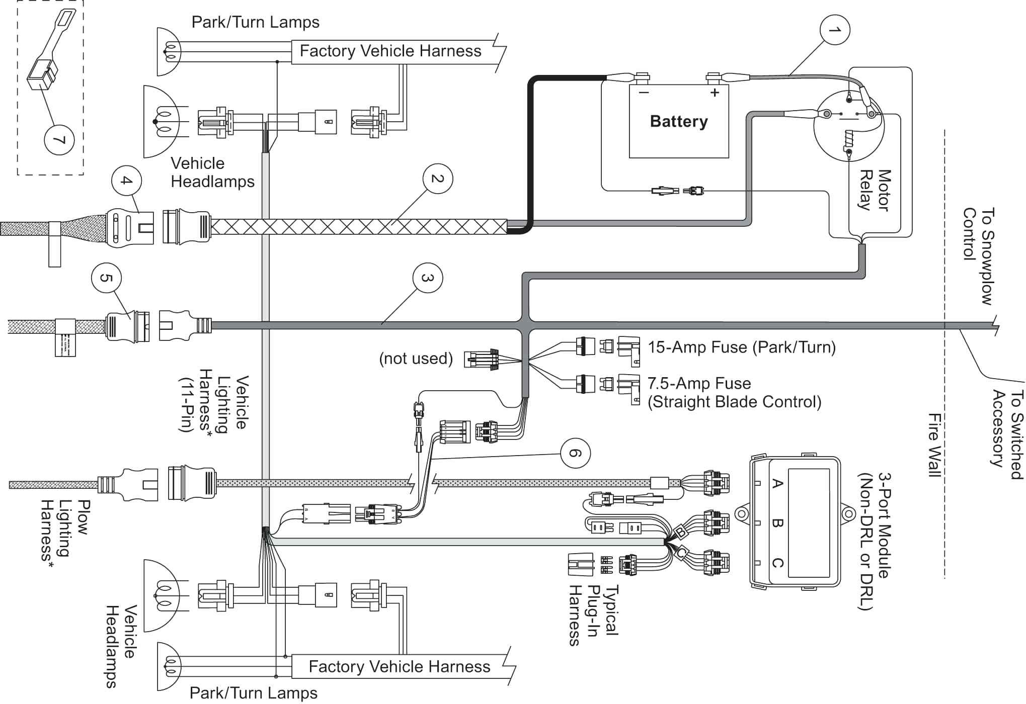 Boss Bv9967bi Wiring Diagram Trusted Wiring Diagrams \u2022 Western Cable Plow  Wiring Diagram Boss Plow Connector Diagram