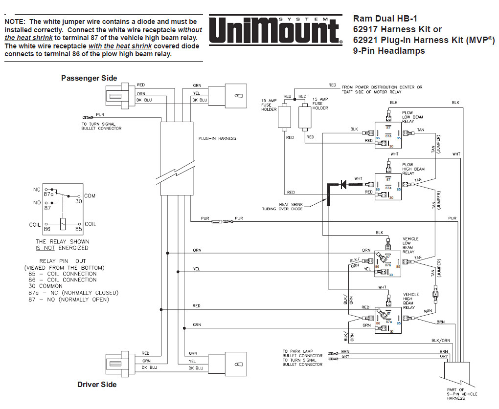 Boss V Plow Wiring Diagram Download