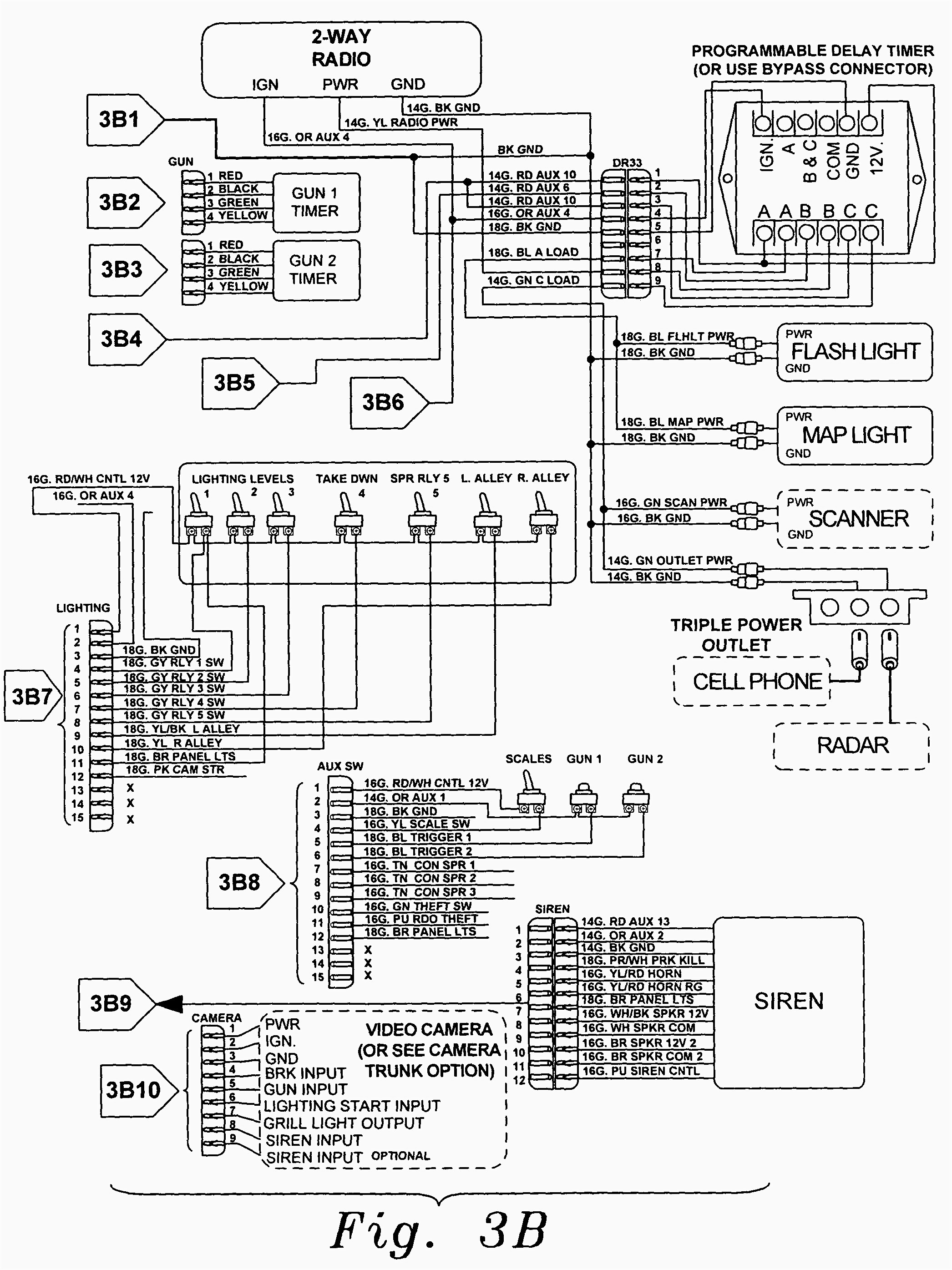 Whelen 295hfsa6 Wiring Diagram Collection