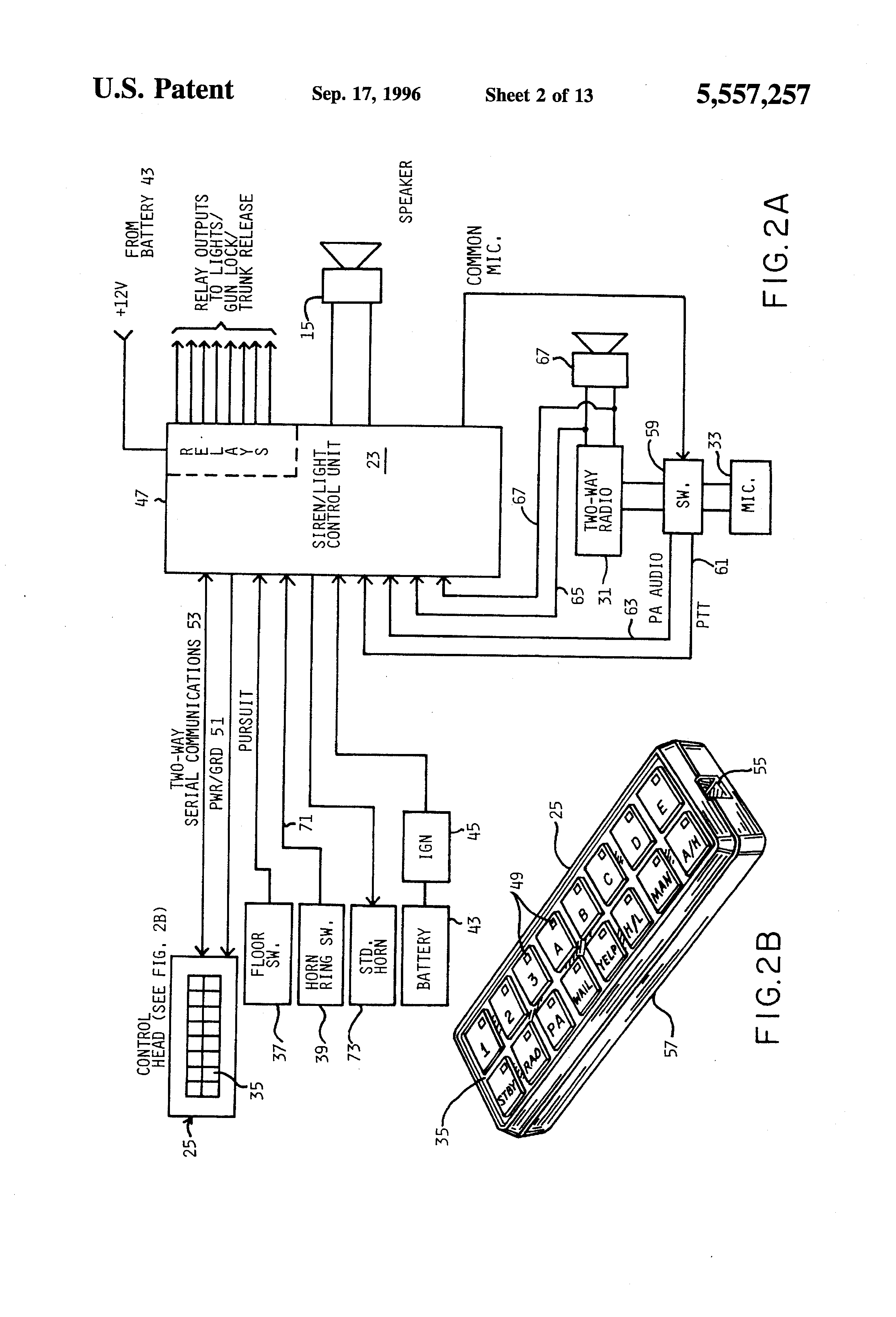 whelen siren 295slsa6 wiring diagram collection