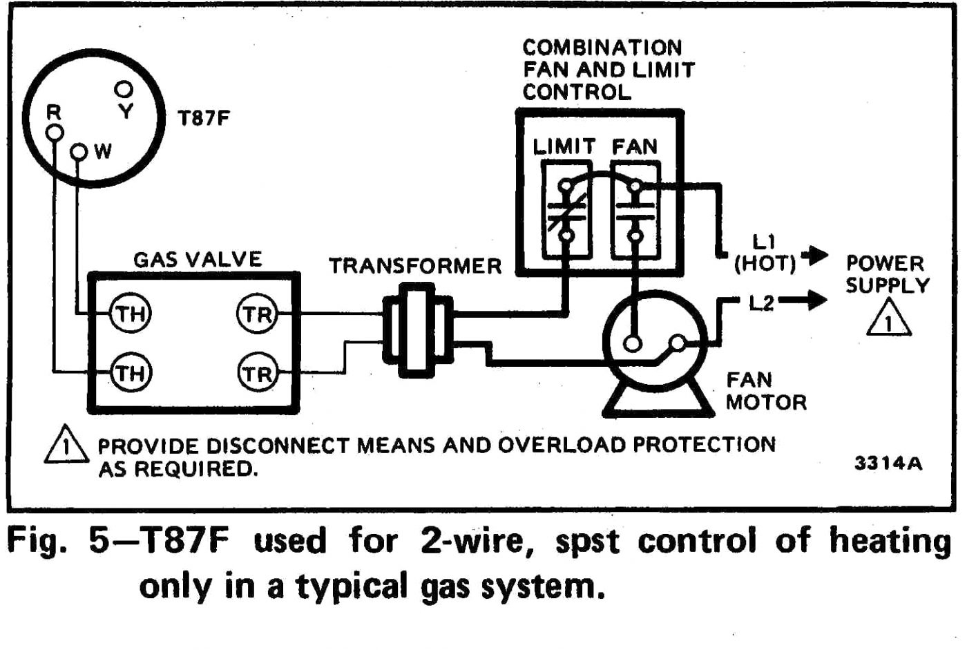 Robertshaw Gas Valves Wiring Diagram Control Electrical Boiler Robert Shaw Valve Honeywell Industrial Awesome