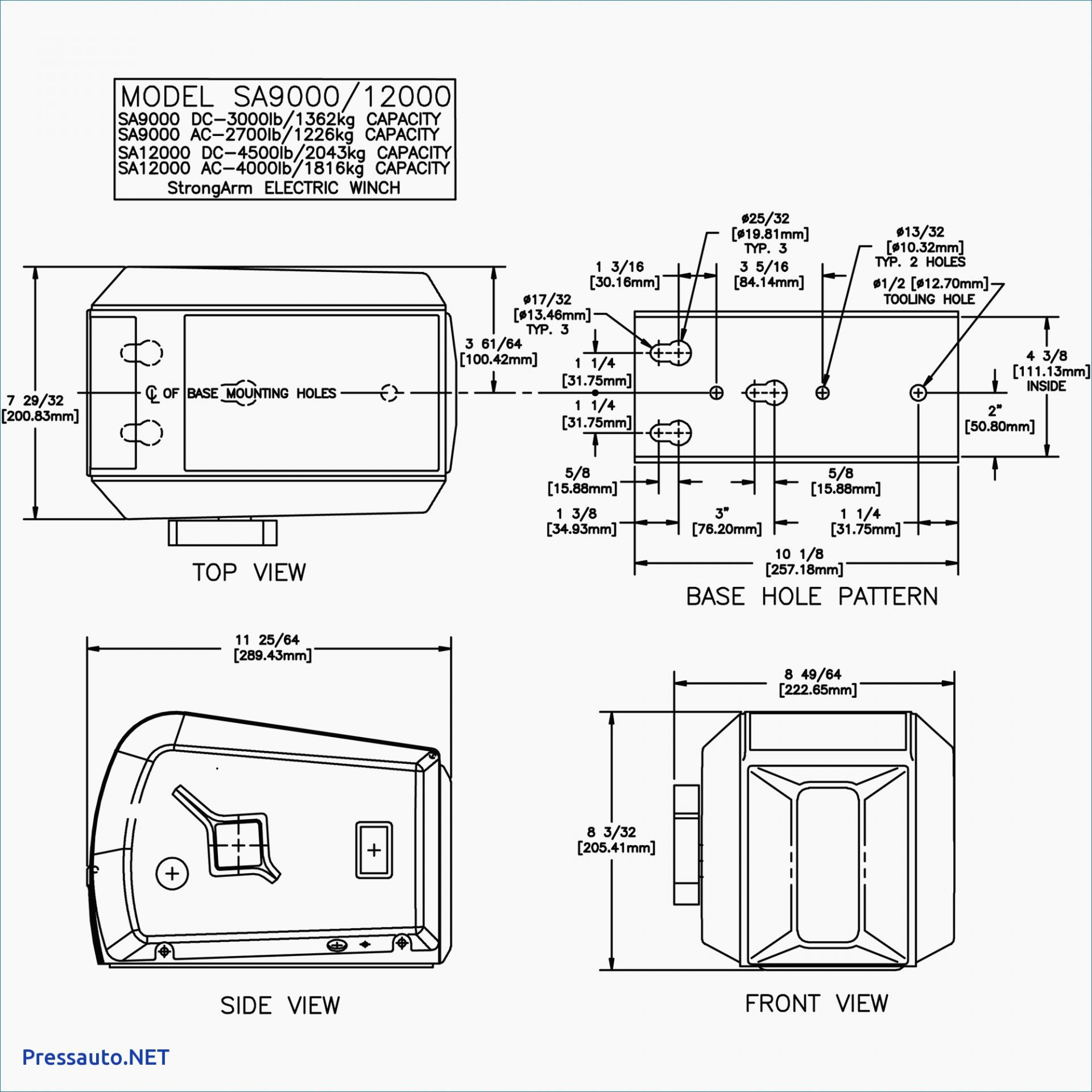 winch wireless remote control wiring diagram Download-Wiring Diagram For Warn Winch Best Winch Solenoid Wiring Diagram Roc Grp 9-l