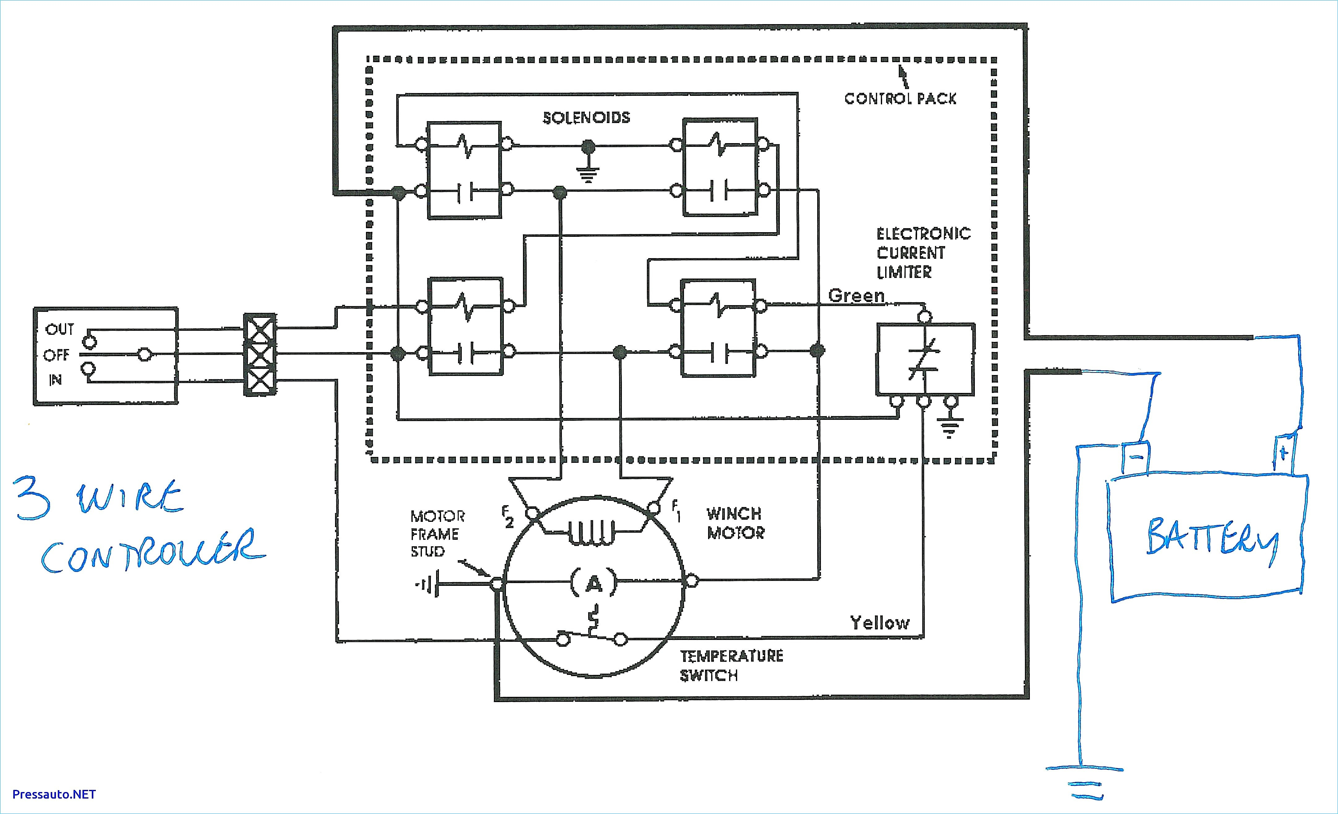 windlass wiring diagram Download-Badland Winch Wiring Diagram Unique Warn 12k Winch Wiring Diagram Wiring Diagram 1-t