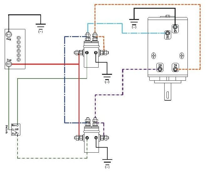 windlass wiring diagram Download-Hydraulic Winch Circuit Diagram Elegant Winch Wiring Diagram Wiring 9-k
