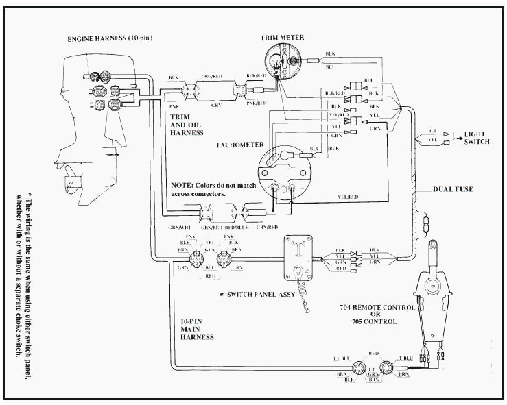 Yamaha Outboard Wiring Diagram Pdf Download50 Fresh Gallery Gauges Boat Download: Yamaha Outboard Wiring Schematic At Goccuoi.net