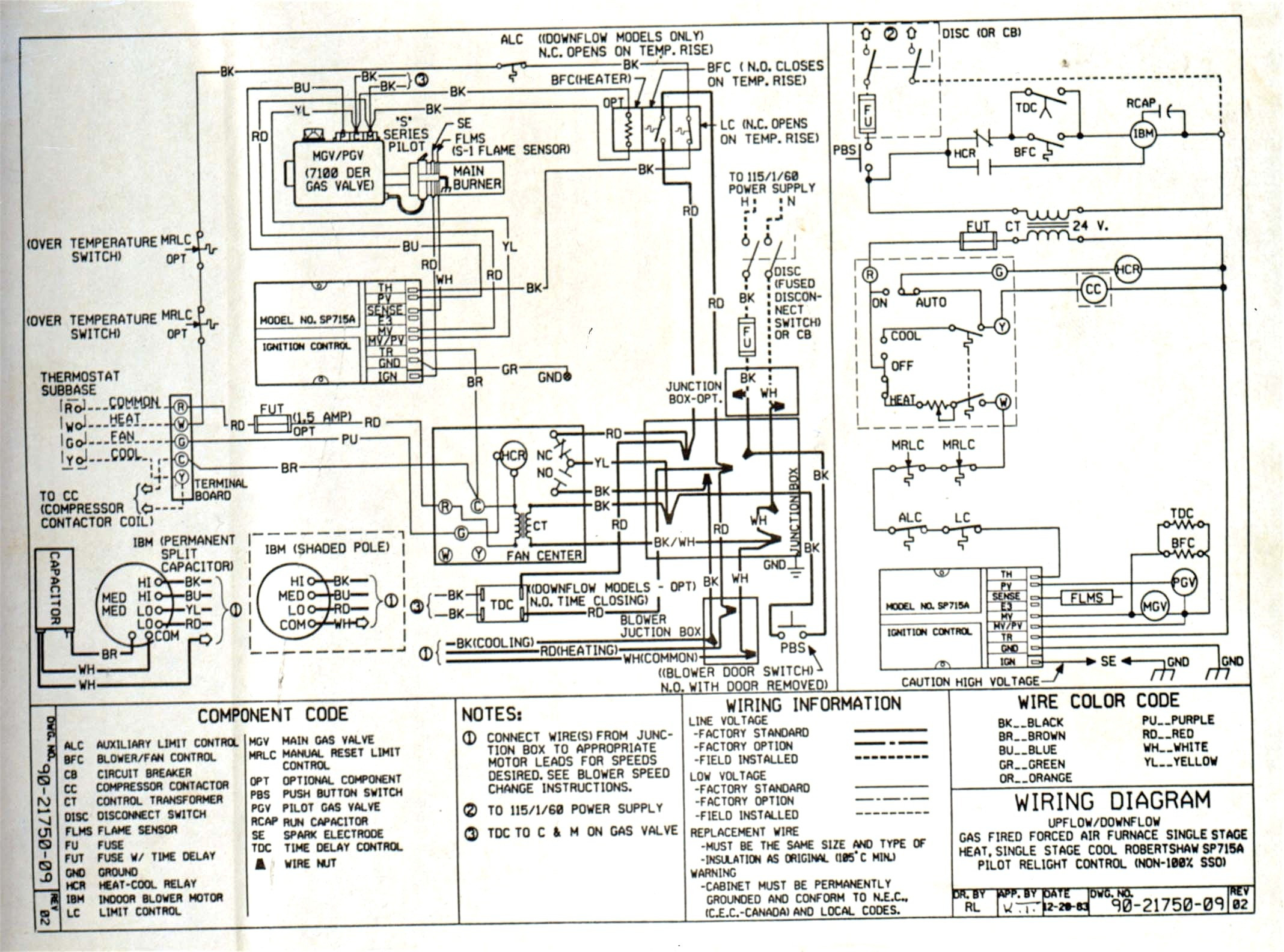 Chiller Wiring Schematics | Wiring Liry on
