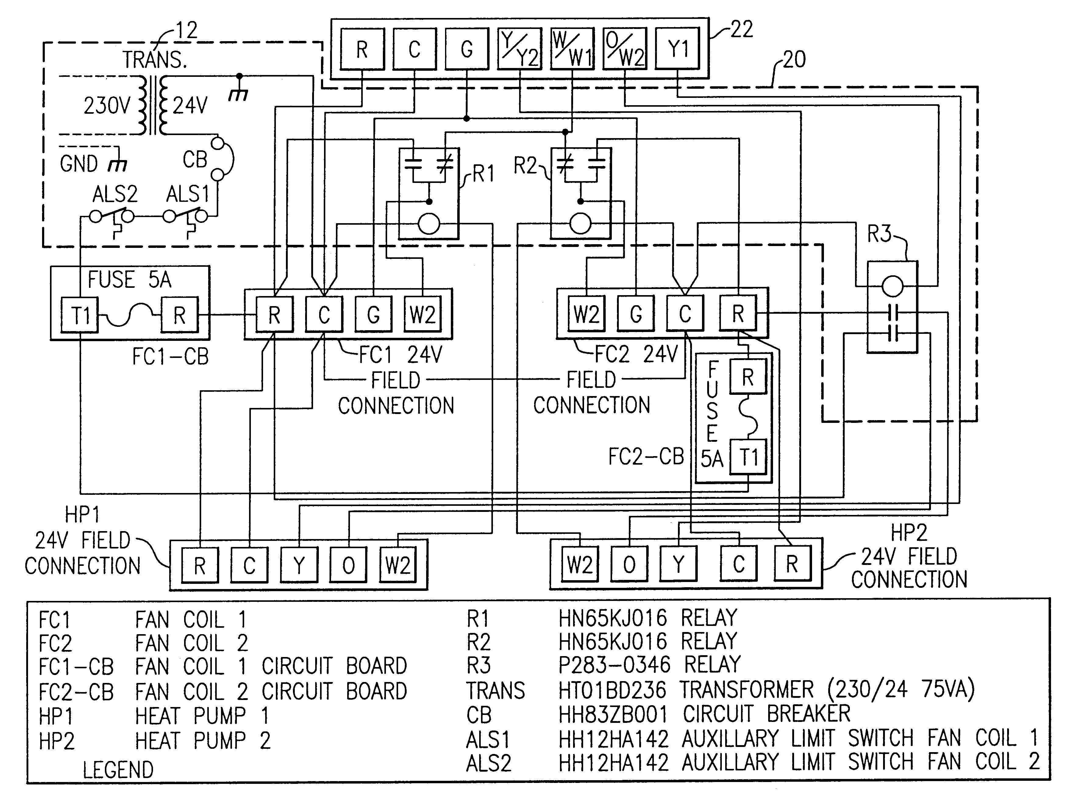 York Rooftop Unit Wiring Diagram Gallery | Wiring Diagram Sample on